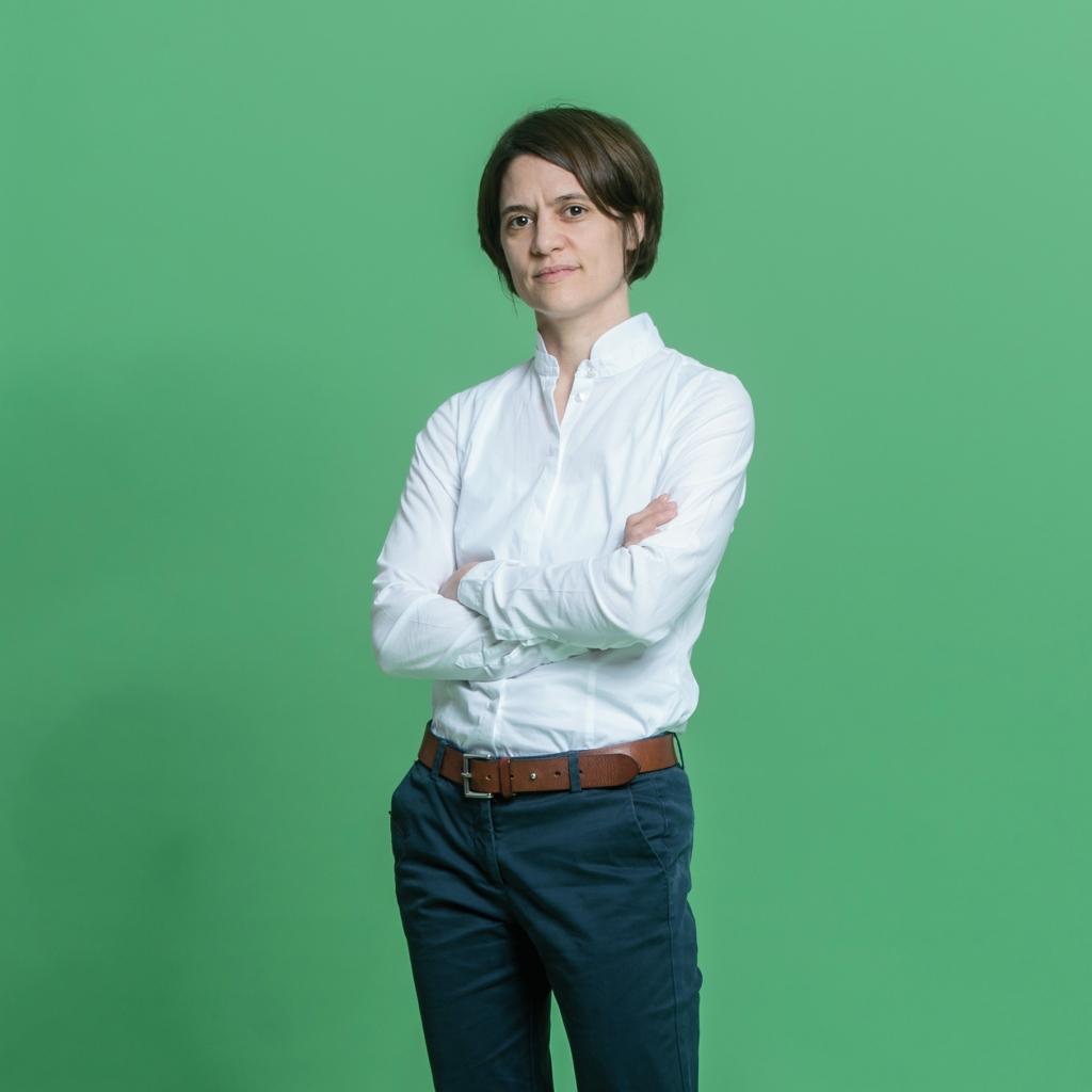 Janina Wellmann Image by ©Maurice Weiss/Ostkreuz